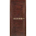 Дверь Оникс Акцент, эбен