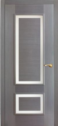 Дверь Оникс Премиум, серый дуб