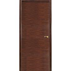 Дверь Оникс Вега, глухое, эбен
