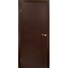 Дверь Оникс Вега, глухое, венге