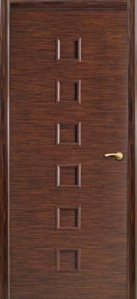 Дверь Оникс Вега, филенка, венге