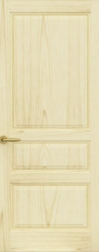Дверь Марсель, Ясень слоновая кость, Глухое