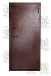 Входная дверь Дива МД 01, медь