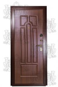 Входная дверь Дива МД 03, медь