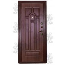 Входная дверь Дива МД 09, серебро