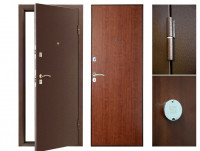 Входная дверь Дворецкий, комплектация Эконом
