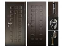 Входная дверь Дворецкий, комплектация Сенатор, трехконтурная