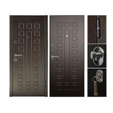 Дверь входная Дворецкий, комплектация Сенатор, двухконтурная