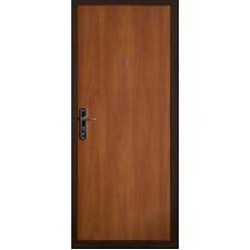 Дверь входная Патриот 210, Итальянский орех