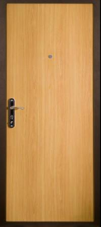 Дверь входная Патриот 210, Миланский орех
