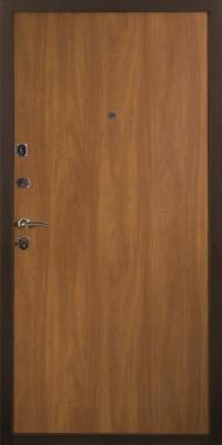 Дверь входная Патриот 250, Итальянский орех