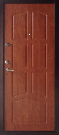 Дверь входная Патриот 361, Итальянский орех