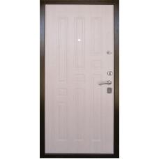 Дверь входная Патриот 363, Беленый дуб