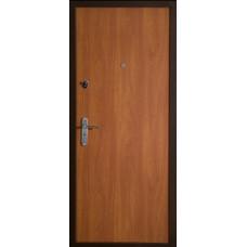 Дверь входная Патриот 370, Миланский орех