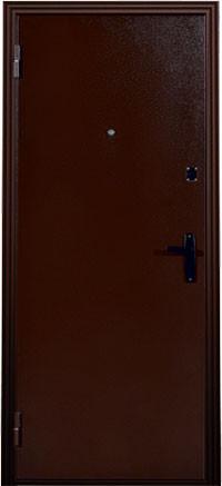 Дверь входная Патриот 170, Миланский орех