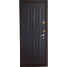 Дверь входная Патриот 427, Венге