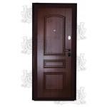 Входная дверь Сударь 3, фиолетовая