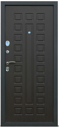 Входная дверь Агата 3 венге