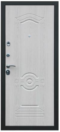 Входная дверь Гермес беленый дуб