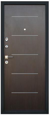 Входная дверь Агата венге